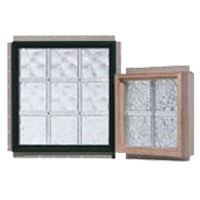glass block windows custom glass block windows pre made
